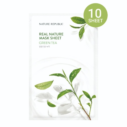 K-Beauty, kbeauty, Nature Republic, Maskpack, Mask Sheet
